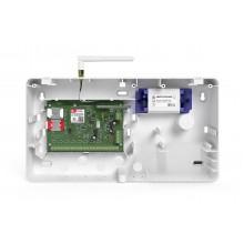 Панель охранная Контакт GSM-5A v.2 с внешней антенной в корпусе под АКБ 1,2 Ач
