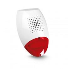 Оповещатель охранно-пожарный свето-звуковой SP-500 R