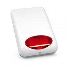 Оповещатель охранно-пожарный свето-звуковой SPL-5010 R (красный)
