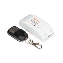 Блок релейный WiFi реле Sonoff RF10A (+ пульт ДУ Sonoff)