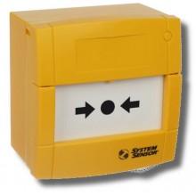 Элемент дистанционного управления электроконтактный УДП1A-Y470SF-S214-01 (желтый)