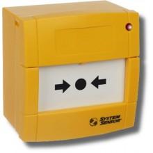Элемент дистанционного управления электроконтактный УДП2A-Y470SF-S214-01 (желтый)