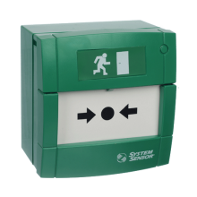 Элемент дистанционного управления электроконтактный УДП3A-G000SF-S214-01 (зеленый)