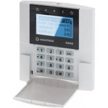 Беспроводная LCD клавиатура для управления и программирования контрольных панелей OASIS с LCD экраном JA-181F