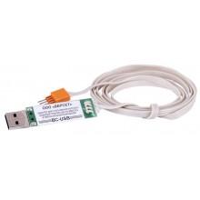 Адаптер для считывания журнала событий прибора ВС-ПК ВЕКТОР-115 в ПК ВС-USB-115 ВЕКТОР