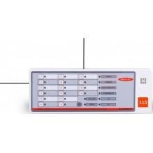 Прибор приемно-контрольный охранно-пожарный ВС-ПК ВЕКТОР-115