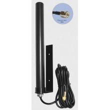 Антенна GSM на кронштейне Антей 2600 SMA 3м, на кронштейне, 10dB