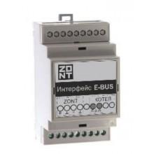 Адаптер для подключения оборудования ZONT к газовым котлам Адаптер E-BUS
