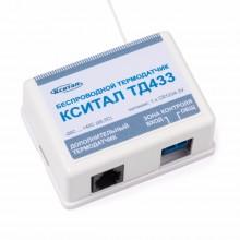 Беспроводной термодатчик ТД433