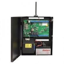 Устройство оконечное объектовое приемно-контрольное c GSM коммуникатором S632-2GSM-BK - 1,2B (цвет черный)