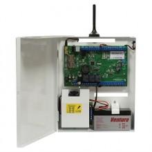 Устройство оконечное объектовое приемно-контрольное c GSM коммуникатором S632-2GSM-BK - 1,2W (цвет белый)