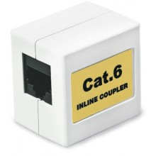 Проходной адаптер CA-8P8C-C6-WH