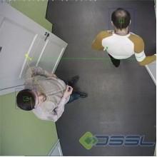 Модуль подсчета посетителей проходящих через заданную границу TRASSIR People Counter Pro