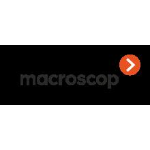 Программное обеспечение (опция) Лицензия на работу с 1 IP-камерой MACROSCOP ST (х86)