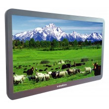 Монитор LCD 21.5 дюймов INT-215TM-TB