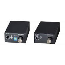 Удлинитель видео- и аудиосигнала по коаксиальному кабелю CHB001HM