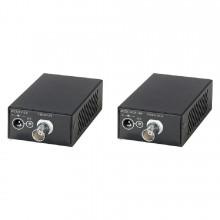Удлинитель видеосигнала, напряжения питания по коаксиальному кабелю CA101VP без БП