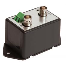 Видеоусилитель AHD 1080p видеосигнала по коаксиальному кабелю до 1750 метров  AVT-EXC1102AHD