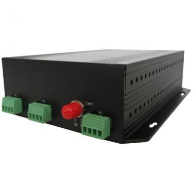 Комплект оптический приемник-передатчик видеосигнала NT-D000-1TK-20