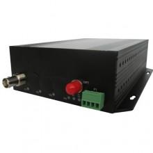 Комплект оптический приемник-передатчик видеосигнала NT-D101-20