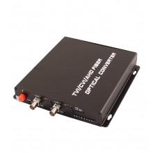 Передатчик 2-канальный по оптоволокну TA-H2/1F
