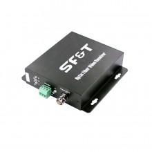 Приемник 1-канальный по оптоволокну SFS10S5R