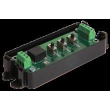 Активный одноканальный приемник видеосигнала до 350 метров AVT-RX1301TVI
