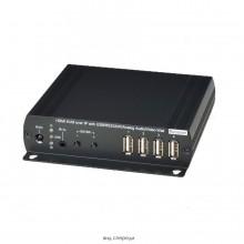 Удлинитель HDMI, USB, аудио, RS232, ИК-сигналов HKM02BR