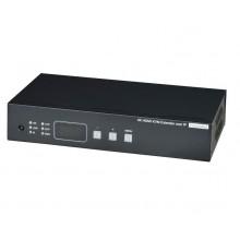 Удлинитель HDMI, USB, аудио, RS232, ИК-сигналов HKM02BT-4K