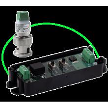Комплект приемопередатчиков видеосигнала AVT-Nano Active SL