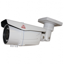 Видеокамера мультиформатная корпусная антивандальная SR-N200V2812IRH
