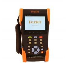Многофункциональный тестовый видеомонитор для аналогового и IP видеонаблюдения TIP-3,5(ver.2)