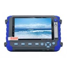 Многофункциональный тестовый видеомонитор для аналогового видеонаблюдения ACE-9538C