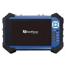 Многофункциональный тестовый видеомонитор для аналогового видеонаблюдения EN-320