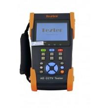 Многофункциональный тестовый видеомонитор для аналогового видеонаблюдения TSH-A-3,5