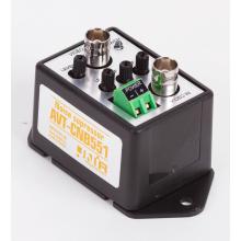 Изолятор коаксиального кабеля для защиты от искажений по земле AVT-CNB551