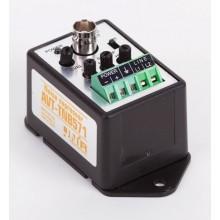 Изолятор коаксиального кабеля для защиты от искажений по земле AVT-TNB571