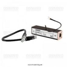 Устройство грозозащиты цепей Ethernet SP-IP/1000(ver2)