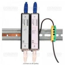 Устройство грозозащиты цепей Ethernet SP-IP/1000PD