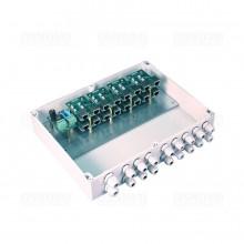 Устройство грозозащиты цепей Ethernet SP-IP8/1000PW
