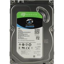 Жесткий диск (HDD) для видеонаблюдения HDD 2000 GB (2 TB) SATA-III SkyHawk (ST2000VX008)