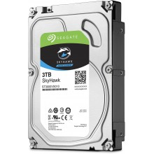 Жесткий диск (HDD) для видеонаблюдения HDD 3000 GB (3 TB) SATA-III Skyhawk (ST3000VX009)