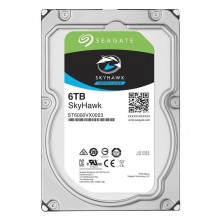Жесткий диск (HDD) для видеонаблюдения HDD 6000 GB (6 TB) SATA-III Skyhawk (ST6000VX001)