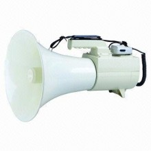 Мегафон, функции сирена, usb MP-45M