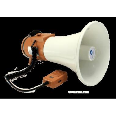 Мегафон с выносным микрофоном TS-125B