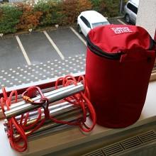 Лестница навесная спасательная пожарная ЛНСП-12