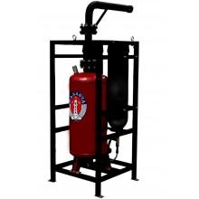 Модуль газопорошкового пожаротушения МГПП-110-СО2-30-РХ-АВСЕ-У2