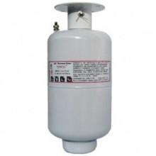 Модуль порошкового пожаротушения с комбинированным запуском МПП (Н-С2)-2-И-ГЭ-У2 (