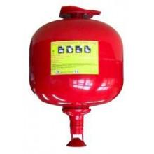 Модуль порошкового пожаротушения МПП-15-КД (Буран-15-КД)