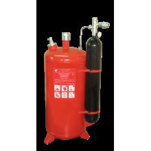 Модуль порошкового пожаротушения МПП(Н)-100-07